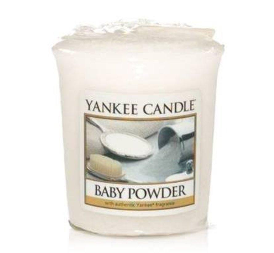Baby Powder - Votive
