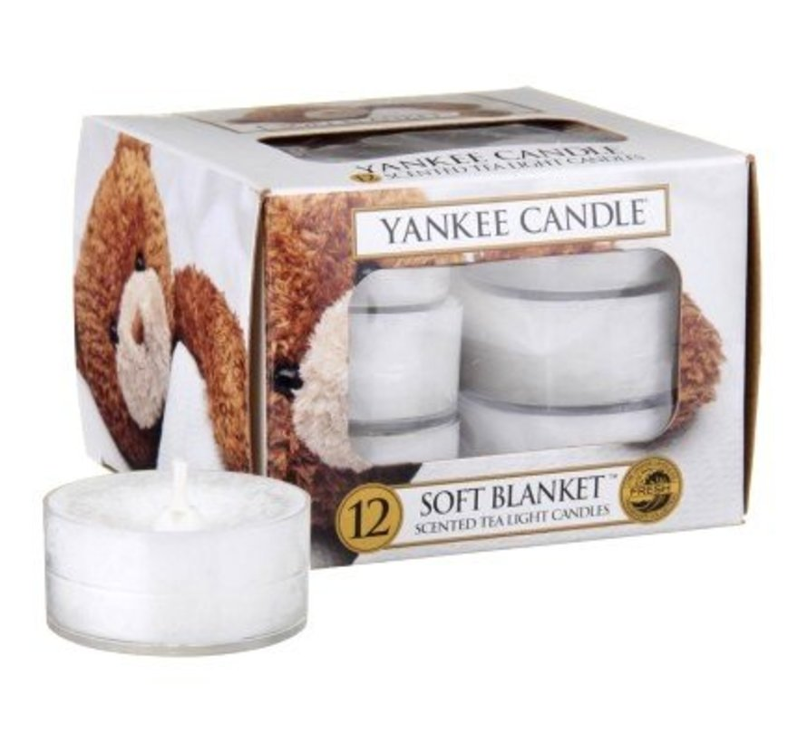 Soft Blanket - Tea Lights