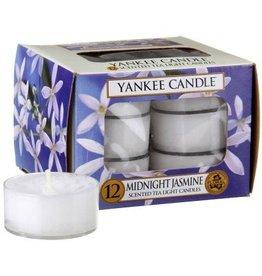 Yankee Candle Midnight Jasmine - Tea Lights