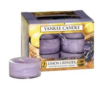 Yankee Candle Lemon Lavender - Tea Lights