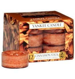 Yankee Candle Cinnamon Stick - Tea Lights