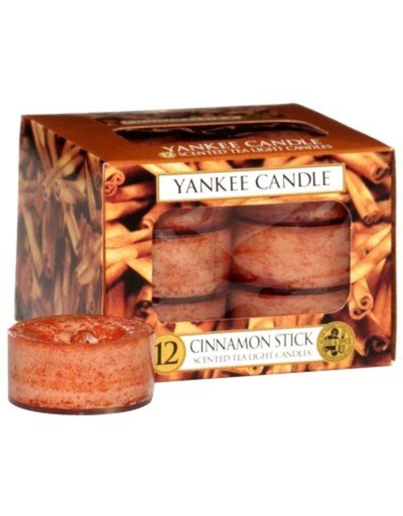 Yankee Candle Cinnamon Stick - Tea Lights