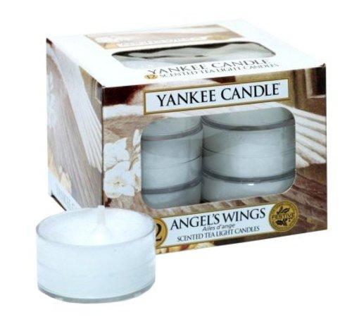 Yankee Candle Angel's Wings - Tea Lights