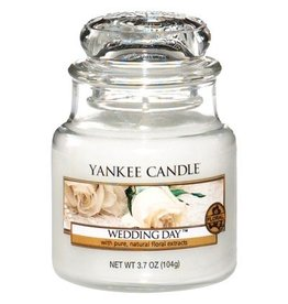 Yankee Candle Wedding Day - Small Jar