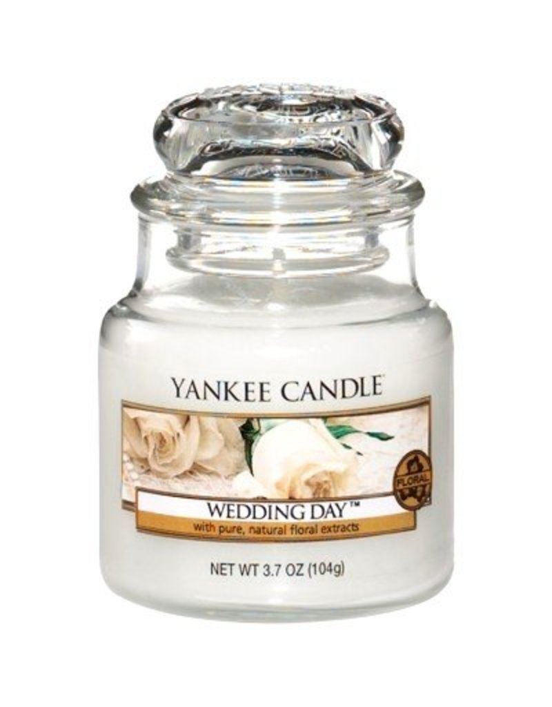 Yankee Candle Wedding Day - Small Jar