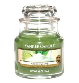 Yankee Candle Vanilla Lime - Small Jar