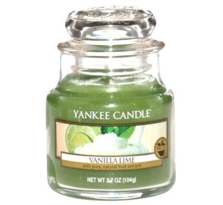 Vanilla Lime - Small Jar