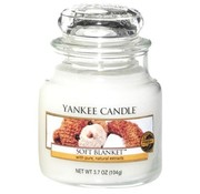 Yankee Candle Soft Blanket - Small Jar