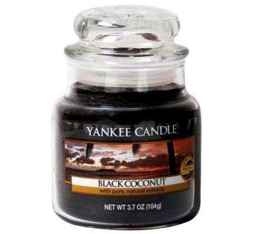 Yankee Candle Black Coconut - Small Jar