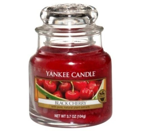 Yankee Candle Black Cherry - Small Jar