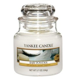 Yankee Candle Baby Powder - Small Jar