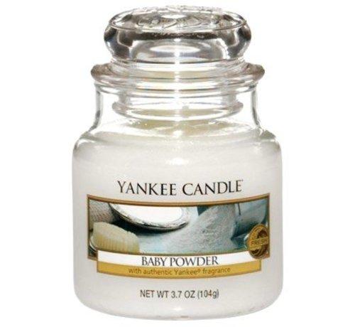 Yankee Candle Baby Powder - Small Jar