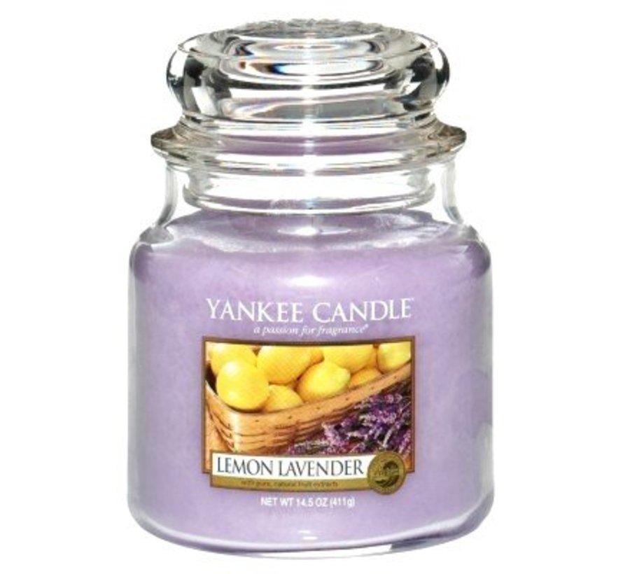 Lemon Lavender - Medium Jar