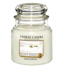Yankee Candle Fluffy Towels - Medium Jar