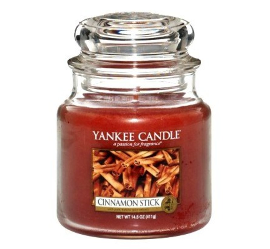 Cinnamon Stick - Medium Jar