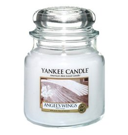 Yankee Candle Angel's Wings - Medium Jar