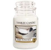 Yankee Candle Baby Powder - Large Jar