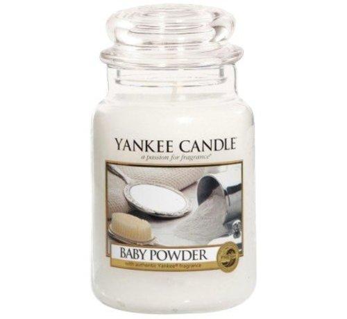 Yankee Candle Baby Powder - Large Jar