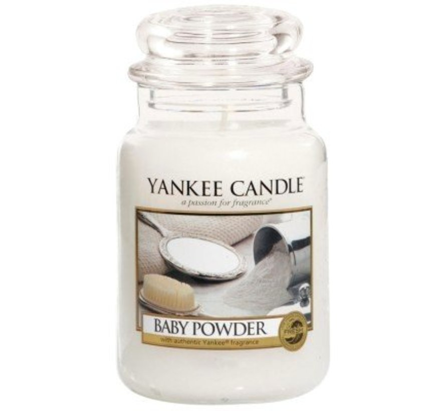 Baby Powder - Large Jar