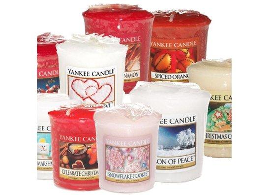 Sampler Votive Candles