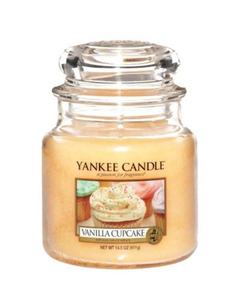 Yankee Candle Vanilla Cupcake - Medium Jar