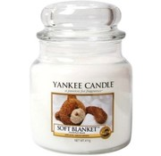 Yankee Candle Soft Blanket - Medium Jar