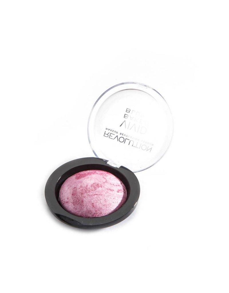 Makeup Revolution Baked Blushers - Bang Bang You're Dead - Blush