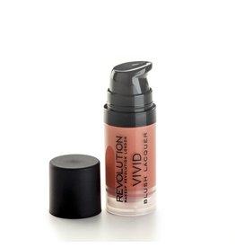 Makeup Revolution Vivid Blush Lacquer - Heat