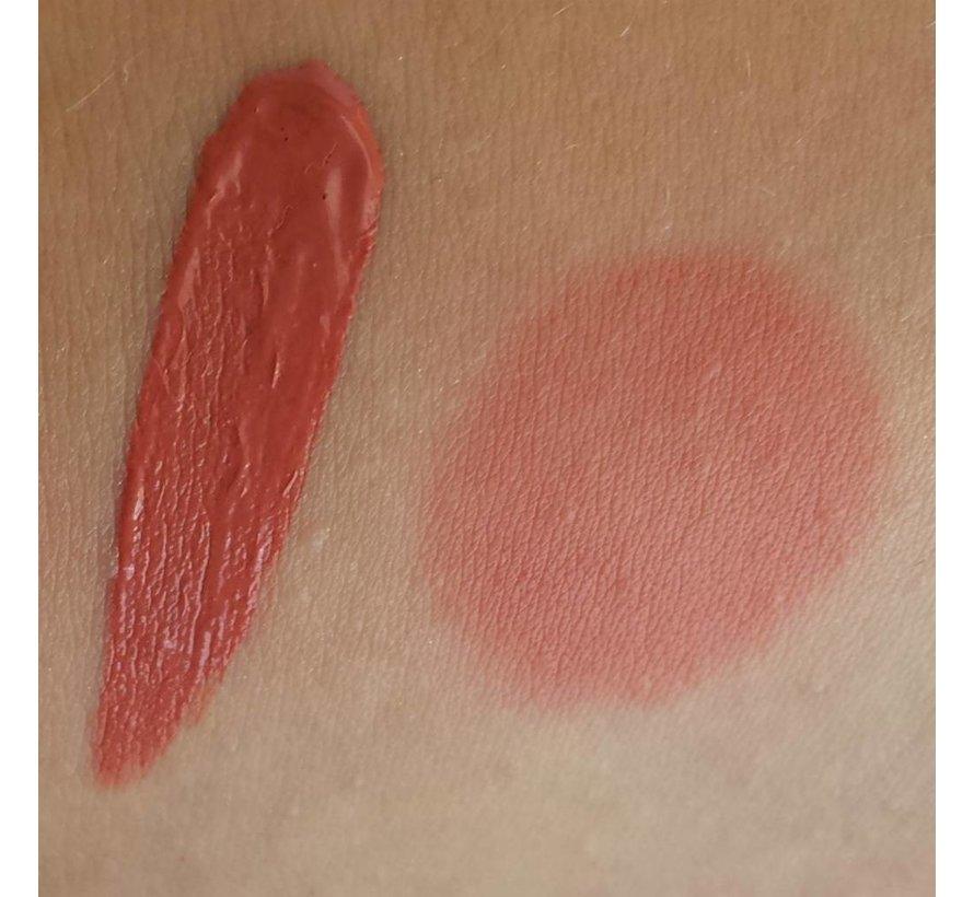 Vivid Blush Lacquer - Heat - Blush