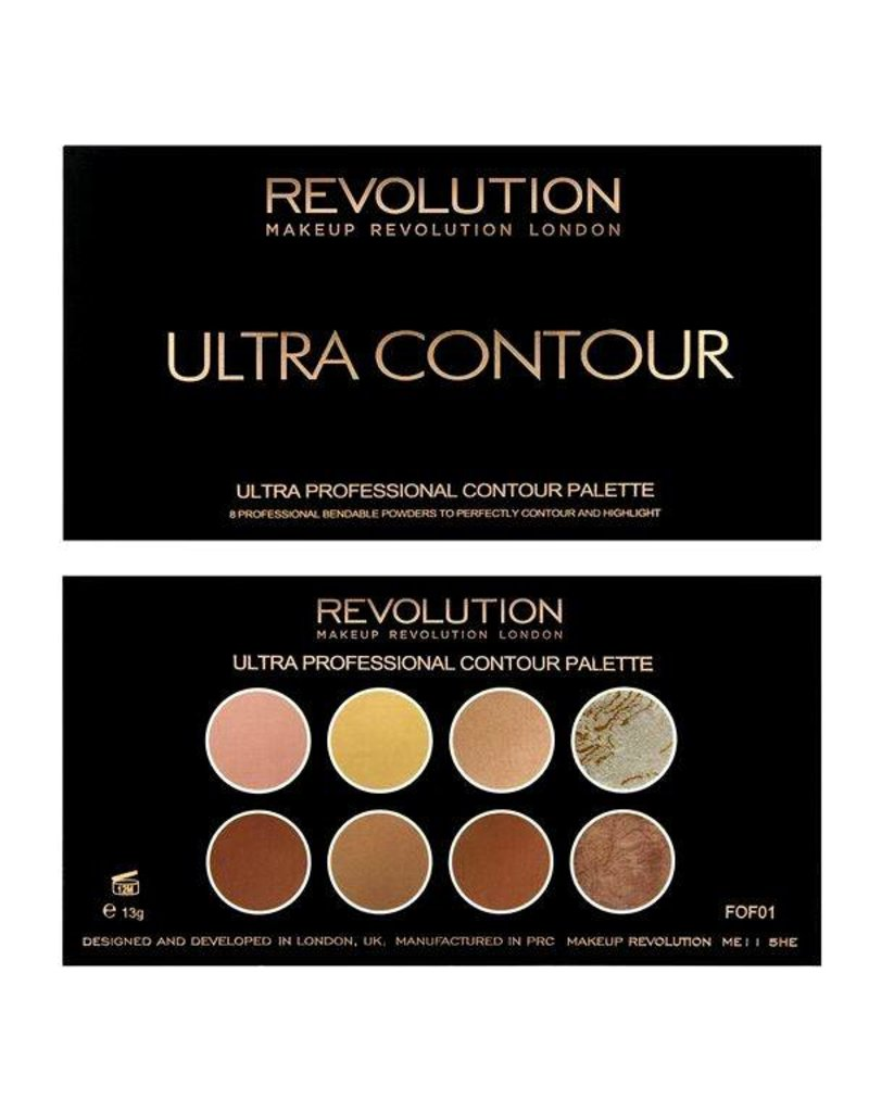 Makeup Revolution Ultra Contour Palette - Contourkit