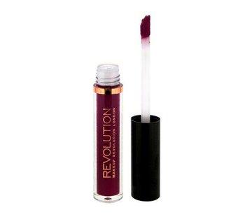 Makeup Revolution Salvation Velvet Matte Lip Lacquer - Rebel