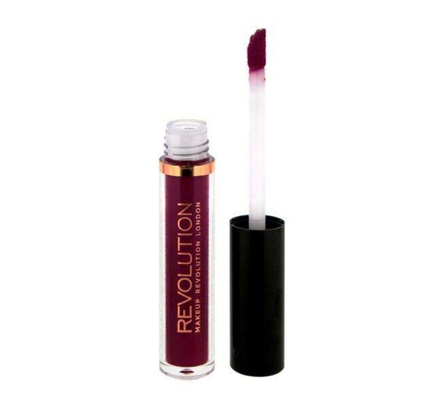 Salvation Velvet Matte Lip Lacquer - Rebel - Lipgloss