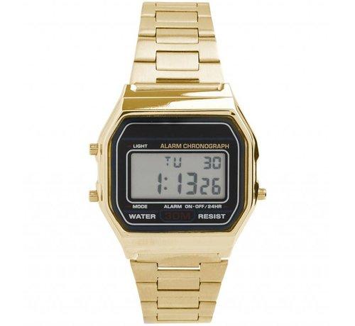 Ernest Vintage Gold - Horloge