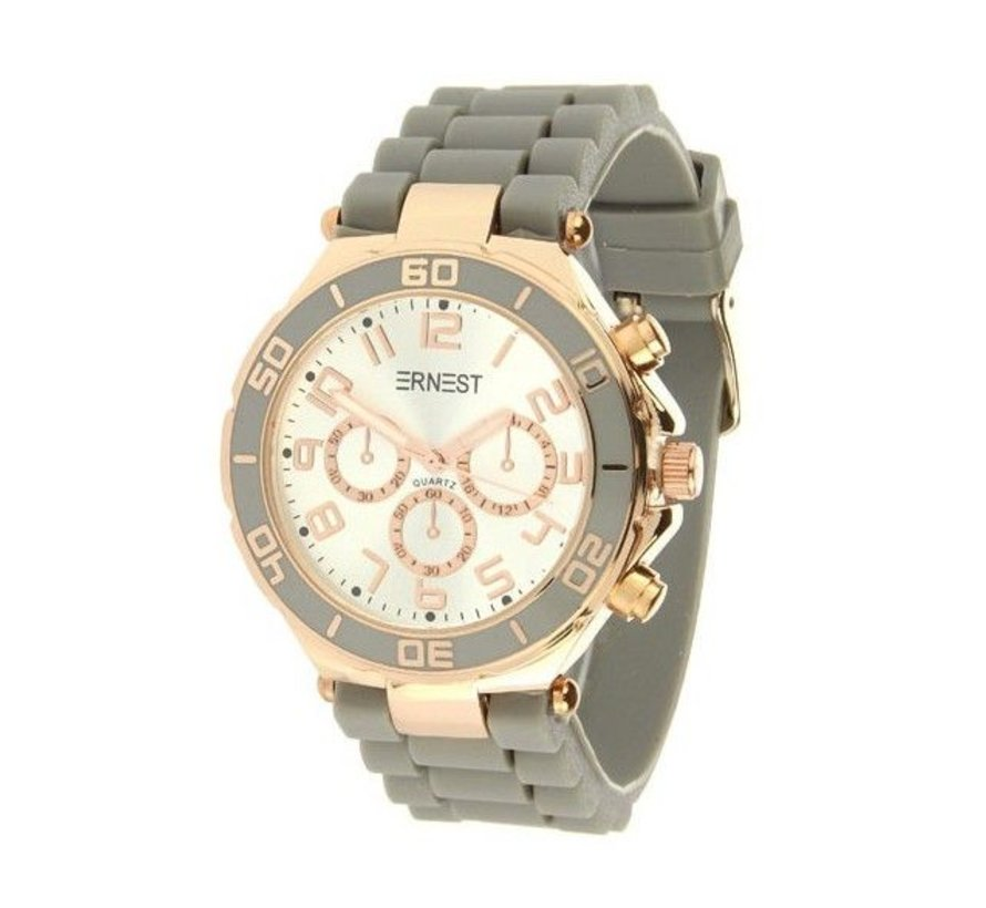 Rosé Grey Matters - Horloge