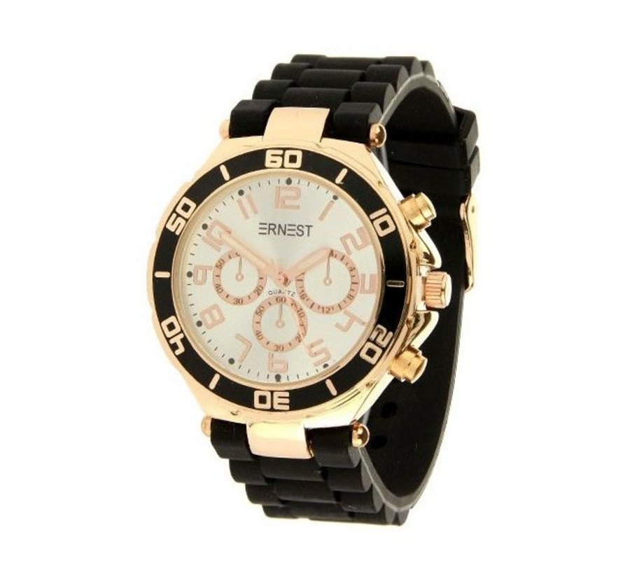 Romantic Black - Horloge