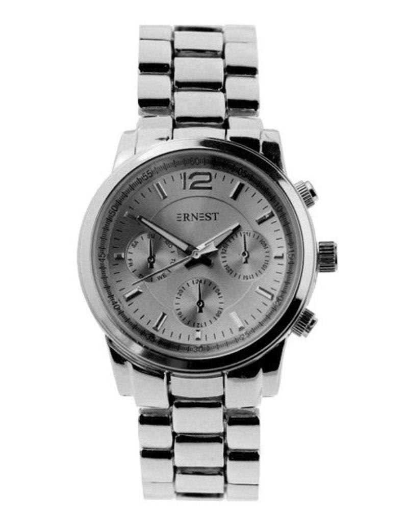 Ernest MK Silver - Horloge