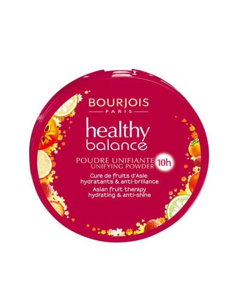 Bourjois Healthy Balance Powder - 56 Light Bronze - Poeder