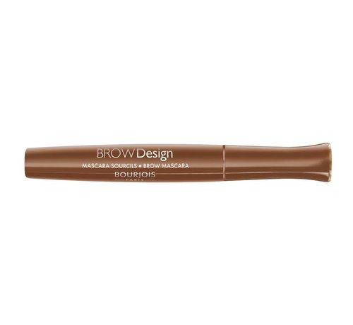 Bourjois Brow Design - Blond - Wenkbrauw Mascara