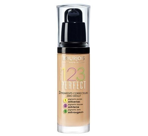 Bourjois 123 Perfect - 51 Light Vanilla - Foundation