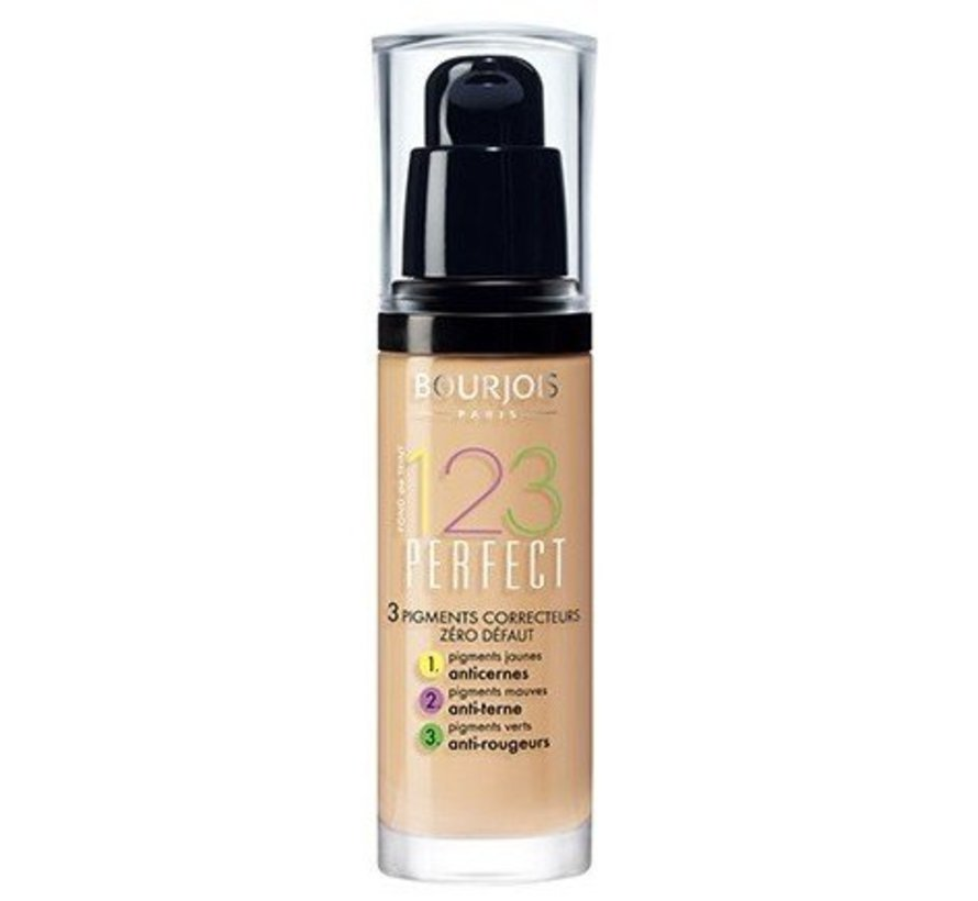 123 Perfect - 51 Light Vanilla - Foundation