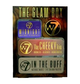 W7 Make-Up - The Glam Box