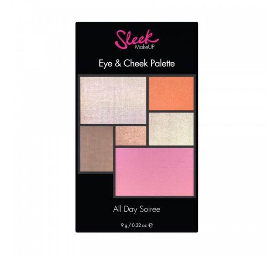 All Day Soiree - Eye & Cheek Palette