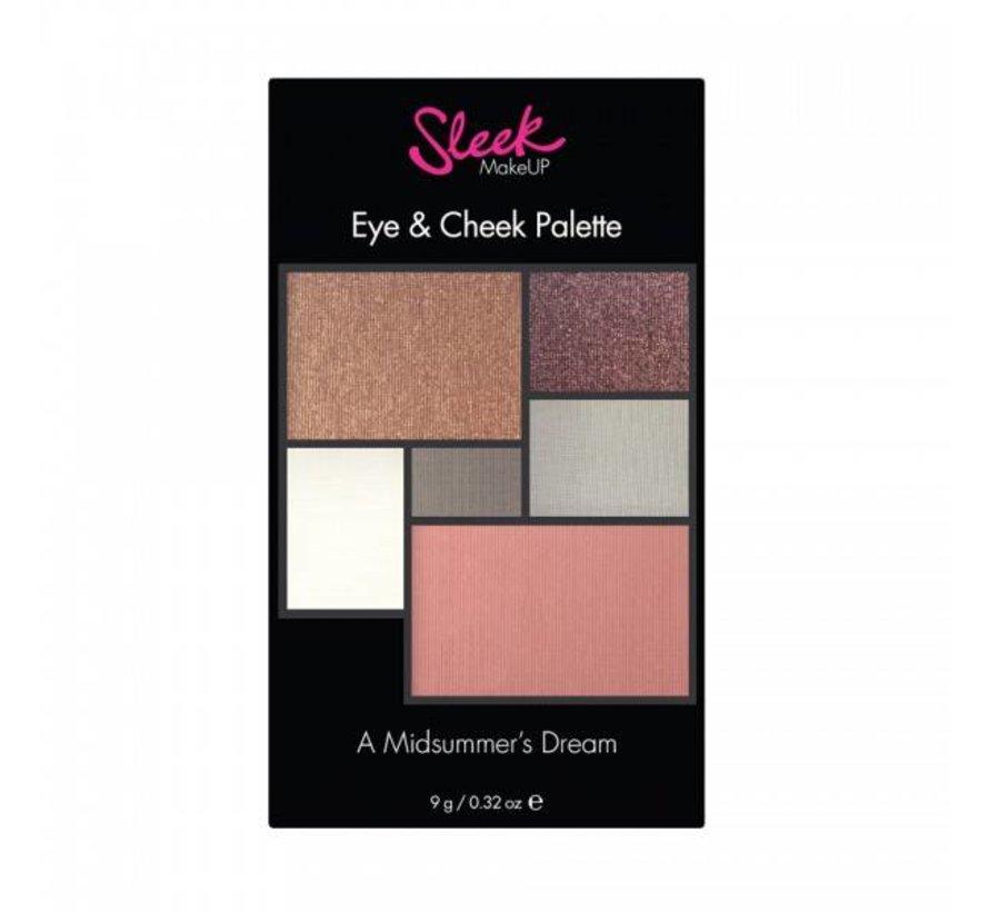 A Midsummer's Dream - Eye & Cheek Palette