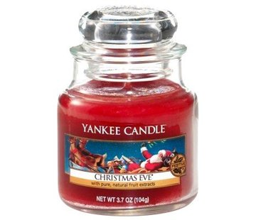 Yankee Candle Christmas Eve - Small Jar