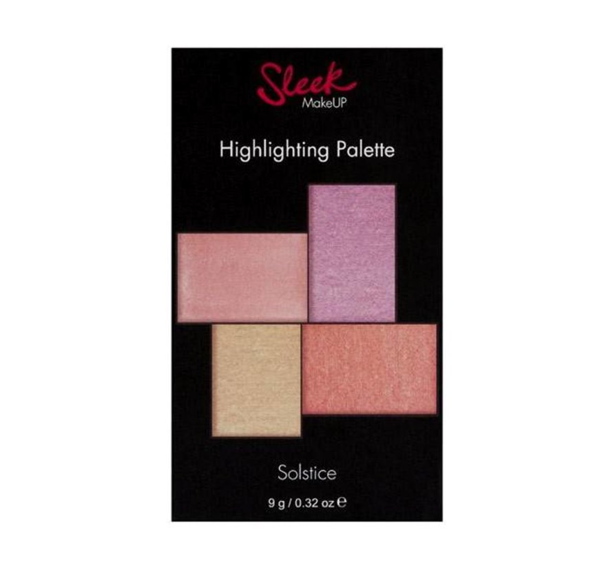 Solstice Highlighting Palette - Highlighter