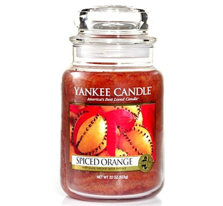 Spiced Orange - Large Jar