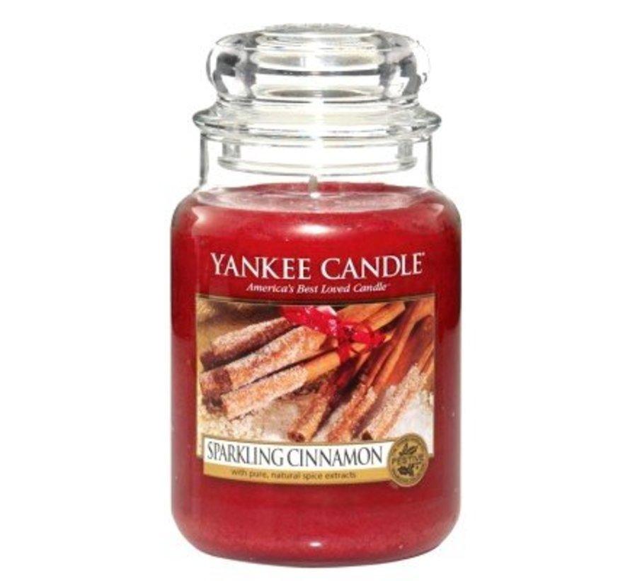 Sparkling Cinnamon - Large Jar