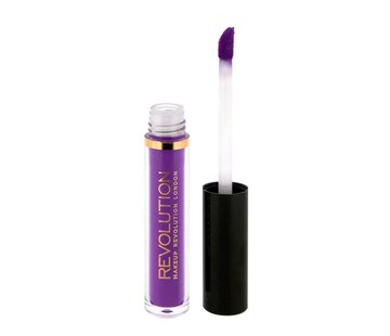Makeup Revolution Salvation Velvet Matte Lip Lacquer - Depravity