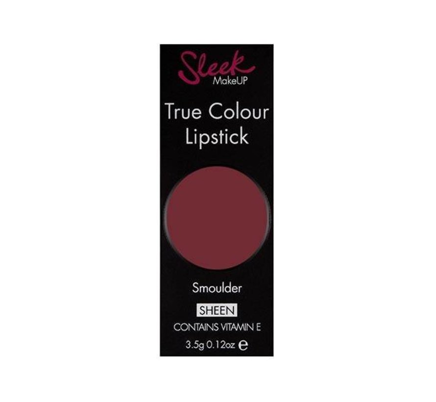 True Colour Lipstick - Smoulder - Lippenstift