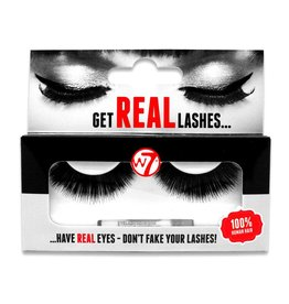 W7 Make-Up Get Real Lashes - 01